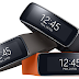 Samsung Gear Fit Unveiled: The industry's first curved, Super AMOLED wearable device