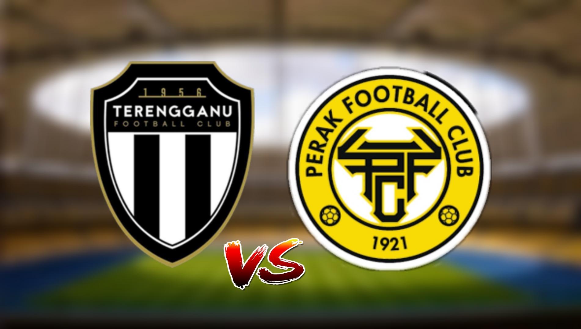 Live Streaming Terengganu FC vs Perak FC Liga Super 24.7.2021