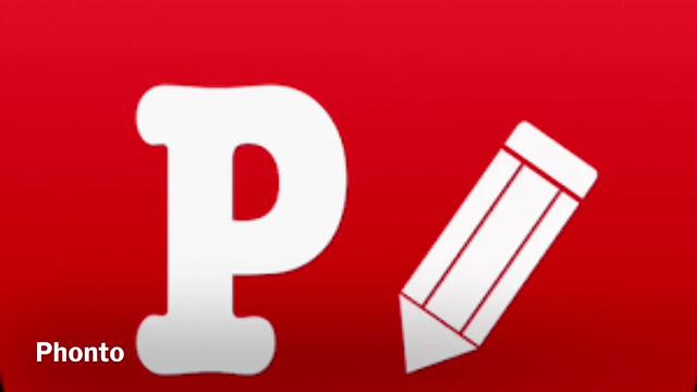 Aplikasi Edit Foto Phonto