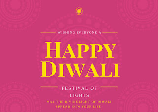 Happy Diwali Wishes Image for Friends & Family