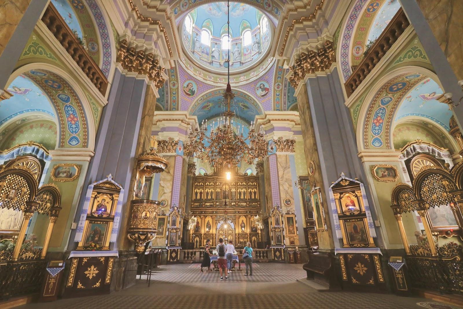 kościoły lwowa