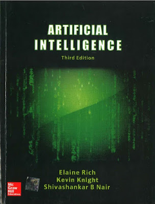 Artificial Intelligence Book by Elaine Rich, Kevin Knight