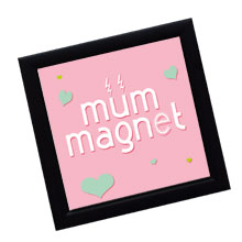 Mum Magnet Fun Wall Frame for Children's Room, Port Harcourt Nigeria