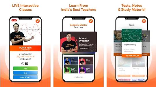 vedantu online learning app