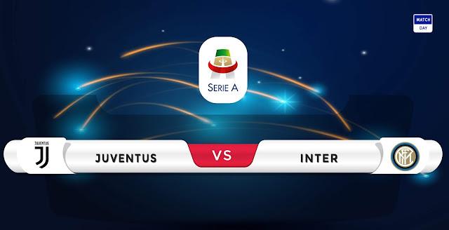Juventus vs Inter Milan Prediction & Match Preview