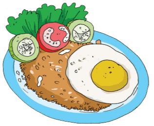 sarapan dengan telur ayam www.simplenews.me