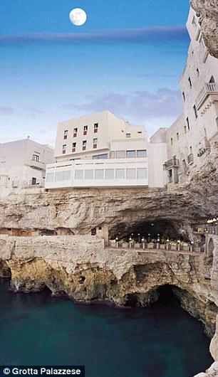 Italian Grotto Restaurant Italy