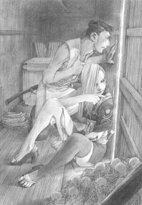 mugen no juunin: l'habitant de l'infini manga 3