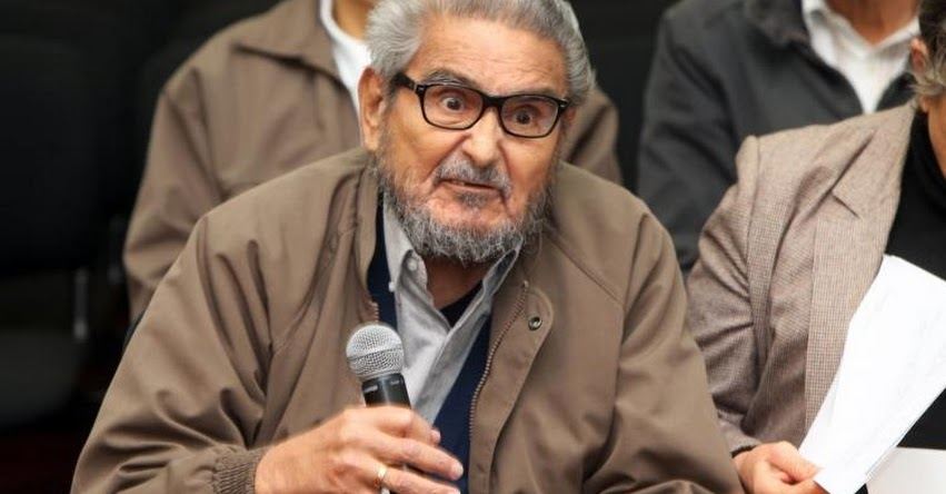 MURIÓ ABIMAEL GUZMÁN: Líder de Sendero Luminoso falleció hoy Sábado 11 Septiembre, informó el INPE