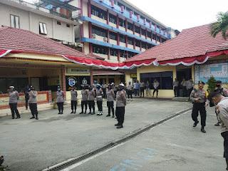 Kapolres Tana Toraja Terima Penyampaian Aspirasi Mahasiswa Terkait Lapangan Gembira.