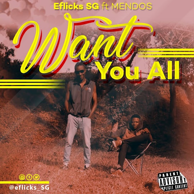 Eflicks & Mendos — Want You All