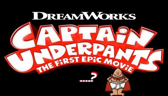 Sinopsis Film Captain Underpants 2017
