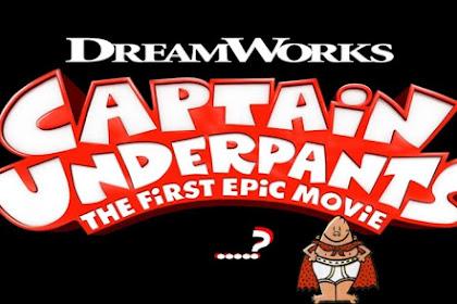 Sinopsis Film Captain Underpants 2017: The First Epic Movie, Aksi Kocak Superhero Berjubah Polkado