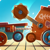 Cats Crash Arena Turbo Star v2.0 MOD Unlimited Money Apk Android Terbaru 2017