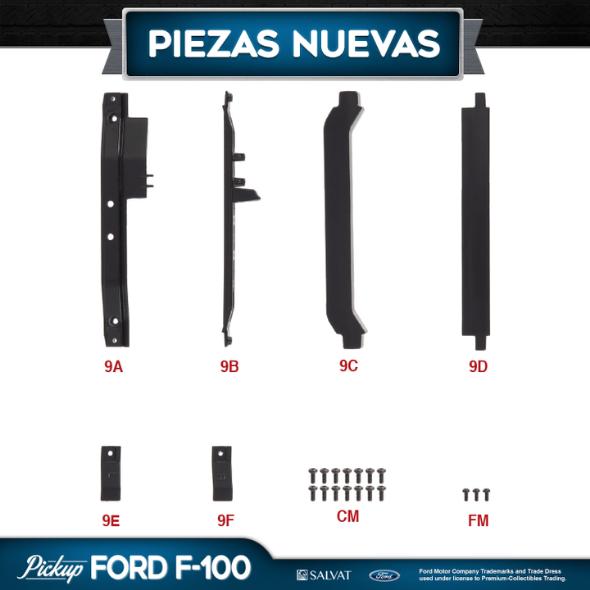 Entrega 9 Ford F-100
