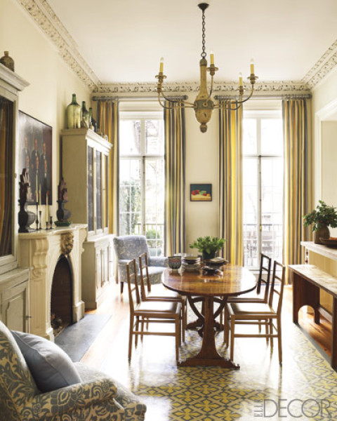SHM Designs Dining Rooms  YES or NO