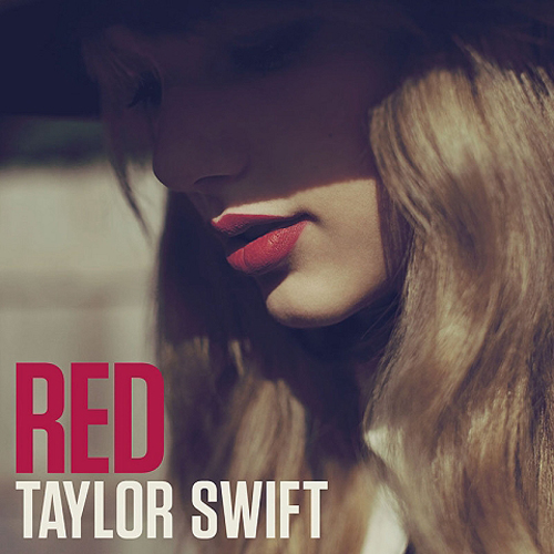 Album art: Taylor Swift - Red | RandomJpop