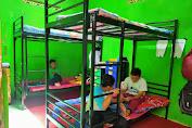 BMH Serahkan 10 Tempat Tidur Untuk Santri