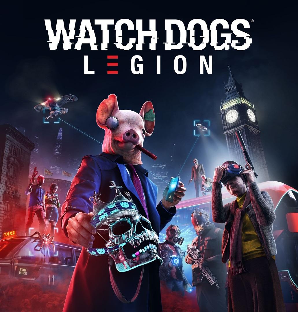 لعبة الاكشن والعالم المفتوح المنتظرة Watch Dogs Legion