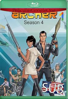 Archer [2013] Temporada 4 [1080p Web-Dl] [Ingles-Subtitulado] [HazroaH]