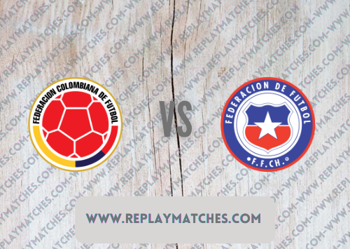Colombia vs Chile -Highlights 10 September 2021