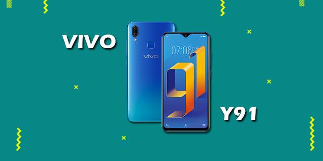 fitur smartphone vivo y91
