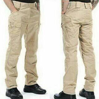 celana cargo tactical panjang pria