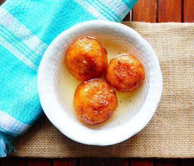 Gulab jamun, dessert,Indian sweet,sooji gulab jamun,eggless