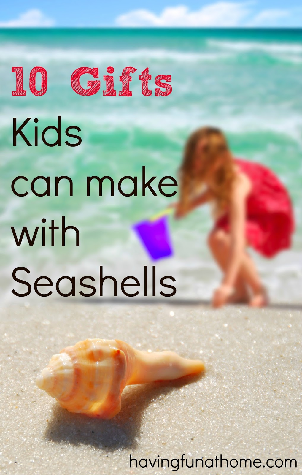Having Fun At Home 10 Beautiful Gifts Kids Can Make With