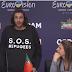 ESC2017: Salvador Sobral alerta para a crise dos refugiados em plena Eurovisão