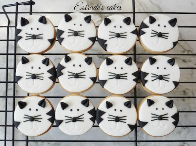 galletas infantiles de gatos 2