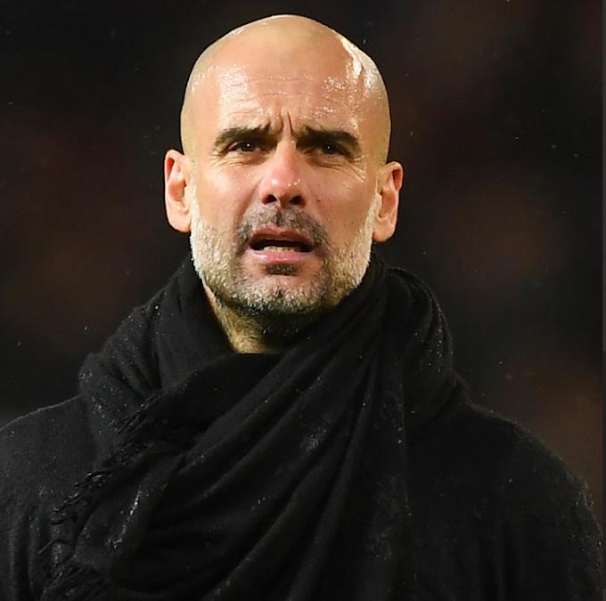 English clubs are at disadvantage - Pep Guardiola
