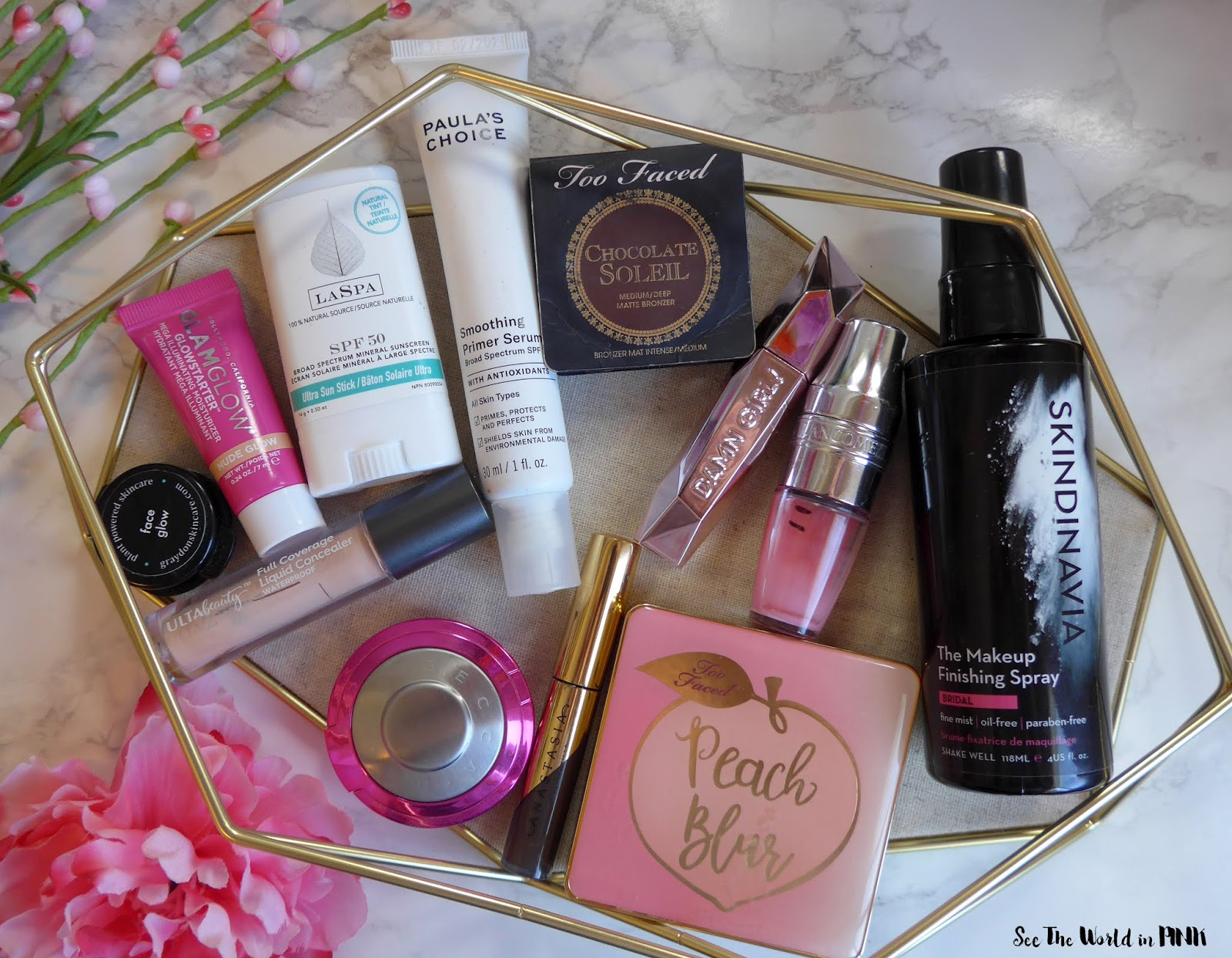 July Shop My Stash - My Light, Quick Summer Makeup Look
