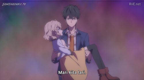 Nonton Streaming Kyokou Suiri Episode 1 Subtitle Indonesia