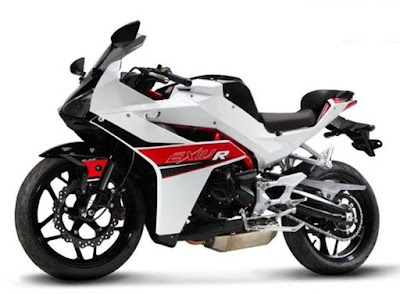 2016 Hyosung GD250R side view Hd Photos