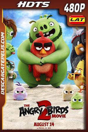 Angry Birds 2: La película (2019) HDTS Latino