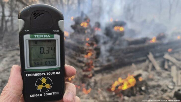 Científicos detectan reacciones nucleares en las ruinas de Chernóbil a 35 años del accidente