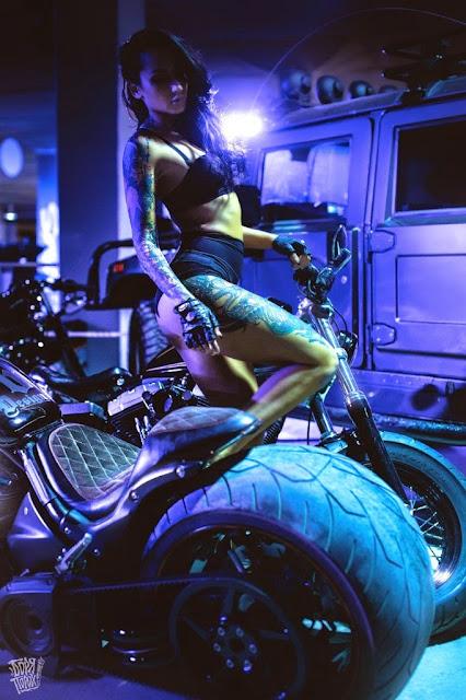 Chopper Girl