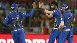 RCB vs MI 7th Match IPL 2019 Highlights