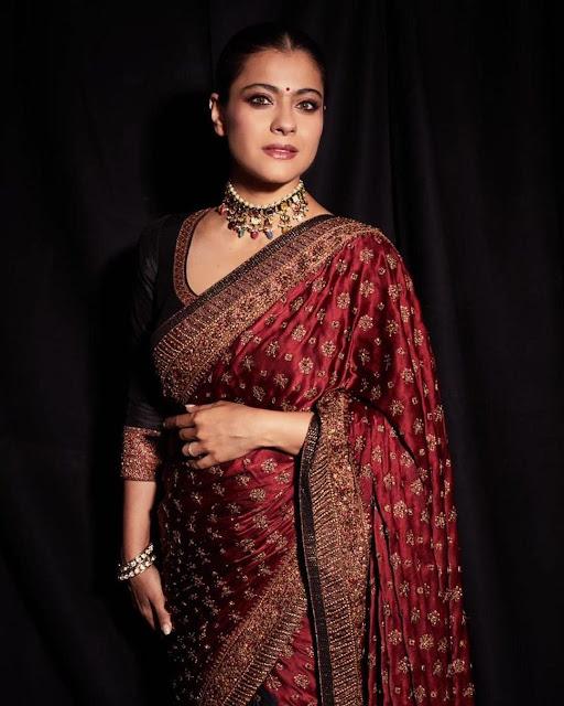 Kajol (Indian Actress) Wiki, Age, Height, Boyfriend, Family and More...