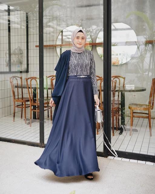 Dress Kondangan Hijab