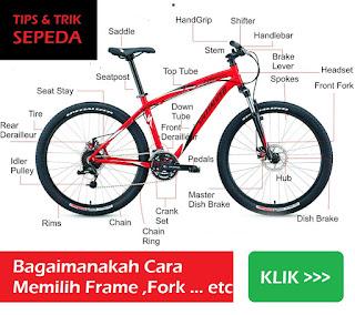 Tips Trik Sepeda
