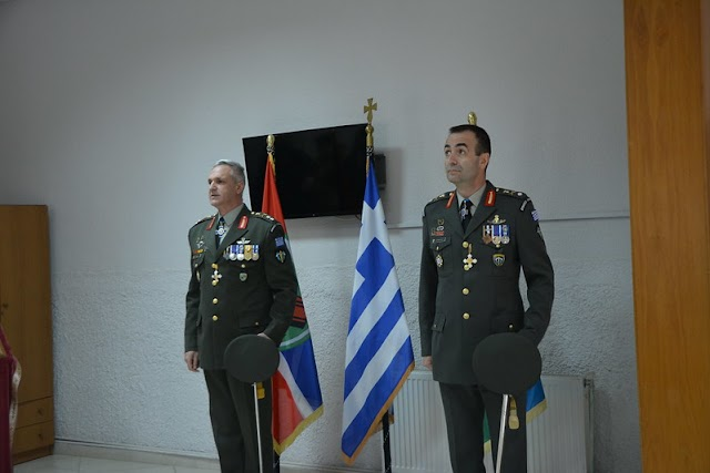 Τελετές Παράδοσης και Παραλαβής Διοικήσεων 1ης και 34ης Ταξιαρχίας (ΦΩΤΟ)