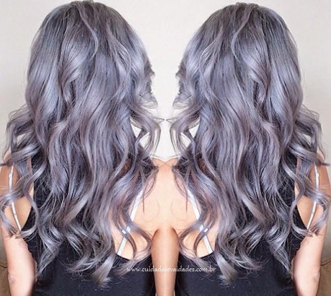 Como deixar o cabelo cinza