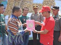 """Gandeng TNI, Hotel Meotel  Purwokerto Pecahkan Rekor Dunia """"Tumpeng Mendoan"""""""