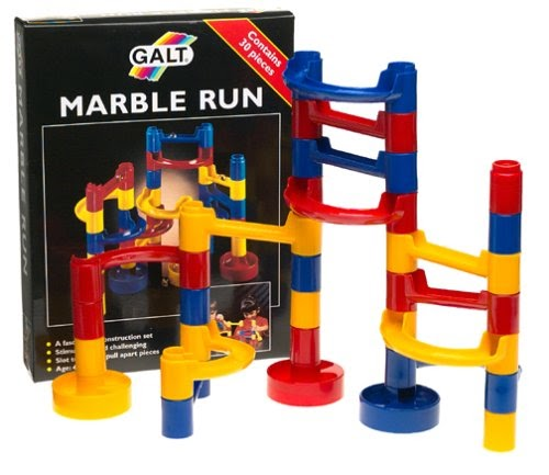 marble run toy instructions