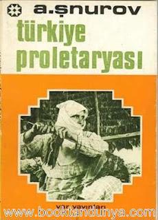 A. Şnurov - Türkiye Proletaryası