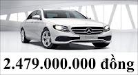 Giá xe Mercedes E250 2017