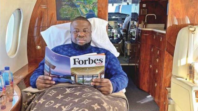Hushpuppi not on our list of billionaires – Forbes