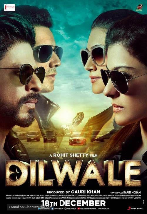6 film terbaik India Sepanjang Masa : Dilwale